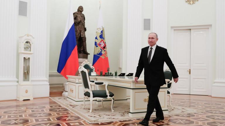 Русия увеличи драстично глобите за протестиращите и социалните мрежи