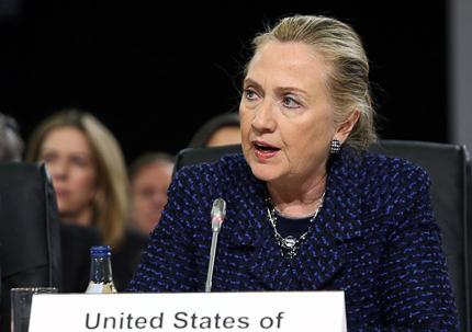 Хилари Клинтън се възстановява