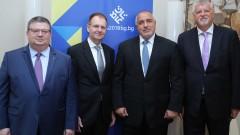 Борисов се похвали с новата антикорупция на федералния прокурор на Германия