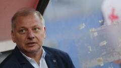 Петко Петков: Не успяхме да използваме възможностите си срещу Ботев (Пд)