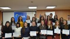 """Стотици ученици участват в конкурса """"10 години България в ЕС: резултати и предизвикателства"""""""