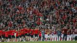 ЦСКА пуска днес билетите за мачовете с Дунав и Копенхаген