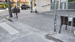 1.5 г. и два снижени тротоара, на Трайчо Трайков му остават още само 270