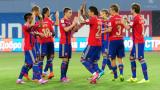 Миланов вкара гол в московското дерби