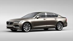 Volvo показа най-скъпия седан в историята си (ВИДЕО)