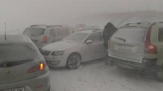 Много тежка обстановка по пътищата в Източна България