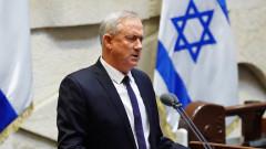 Ганц не препоръчва на Иран да тества израелските военни способности