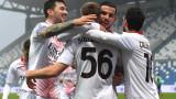 Милан ще заложи на трима юноши срещу Каляри