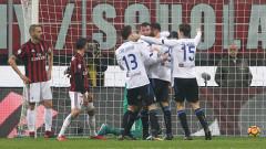 Милан загуби домакинството си на Аталанта