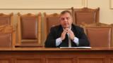 Каракачанов предложил концепцията за ромите, когато му преляла чашата