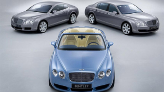 Представиха новото Bentley Continental GTC