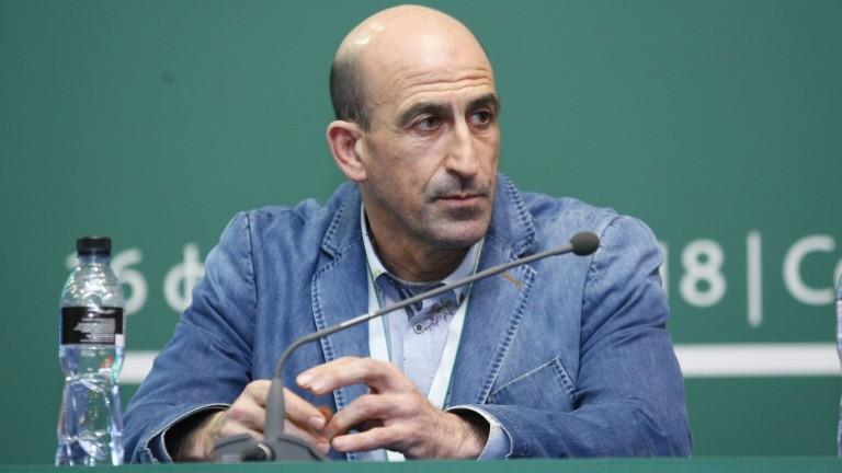 Вицепрезидентът на БФС - Йордан Лечков, който очаквано ще бъде