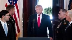 Тръмп подкрепя разширяване на НАТО в Близкия изток