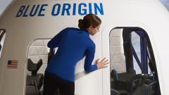 Безос: Blue Origin ще прати първата жена на Луната