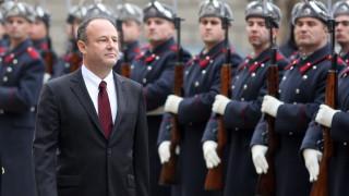 Ерик Рубин: Българските военни са на високо ниво, имат нужда от по-модерно въоръжение