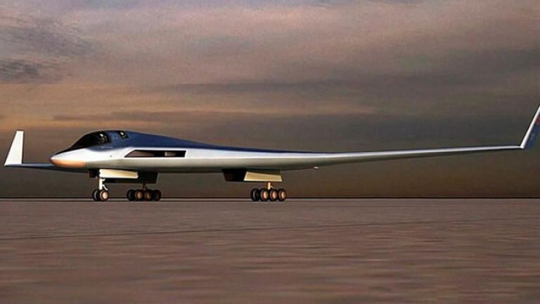 Русия започна производство на първия си стратегически бомбардировач със стелт