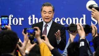 Ван И: Китай и САЩ не трябва да се конфронтират, в интерес и на света