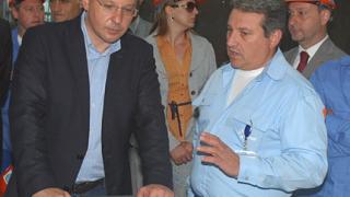 Станишев: Видяхте ли кой стои зад Станишев и ГЕРБ?