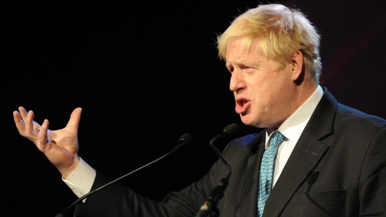 Извикаха полиция в дома на Борис Джонсън заради шумен скандал с приятелката му