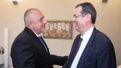 Борисов увери шефа на ОЛАФ, че България докладва нередностите по еврофондовете