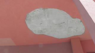 Гимназията в Пловдив иска помощ от държавата заради падналата фасада