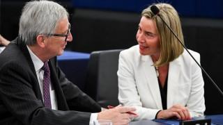 ЕК препоръча старт на преговорите за еврочленство с Албания и Македония