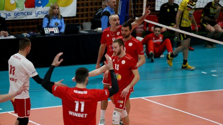 Не бива да се допуска ЦСКА да остане без волейбол!