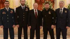 Рамзан Кадиров обеща да отдаде живота си за Путин