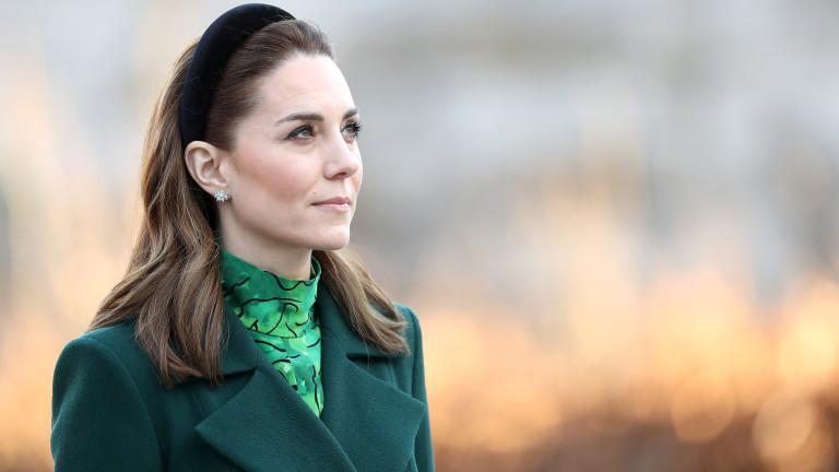 Месеците на социална изолация за принц Уилям и Кейт Мидълтън