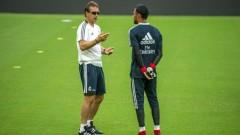 Хулен Лопетеги: Съставът на Реал (Мадрид) е вдъхновяващ