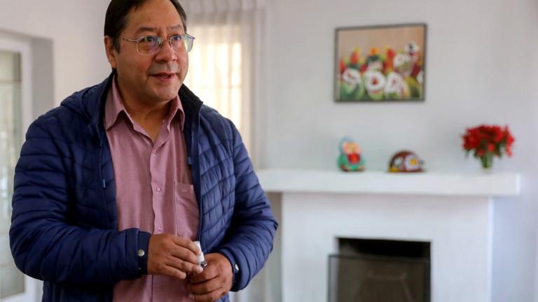 Арсе изключва роля на Моралес в бъдещото управление на Боливия