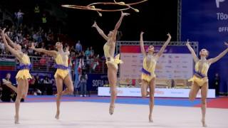 """Пореден златен медал за """"Най-великото шоу"""" на ансамбъла"""