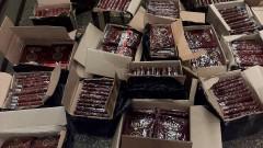 """Спряха контрабанда на 3 тона препарат за пушене с наргиле на МП """"Капитан Андреево"""""""