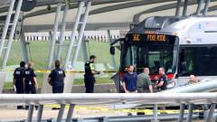 Служител на полицията е загинал при стрелбата край Пентагона