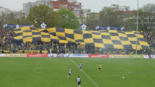 500 полицаи и жандармеристи охраняват Ботев (Пловдив) - Левски