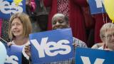 52% от шотландците искат запазване на съюза с Великобритания