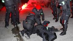 Полицай почина при сблъсъци между баски и руски фенове в Испания