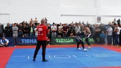 Европейско първенство по комбат рестлинг и санда на Фестивала на бойните изкуства през ноември