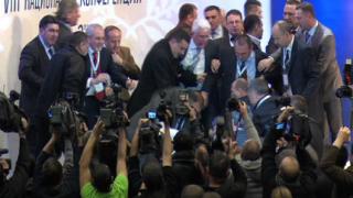 Организират протест срещу делегатите, пребили Октай