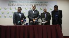 Атанас Караиванов: Много хора смятат, че както командват клубовете си, могат да командват и нас