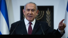 """Нетаняху се зарече да спре """"анархията"""" между Израел и Палестина"""