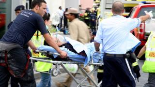 В Катар 19 души загинаха при пожар в мол