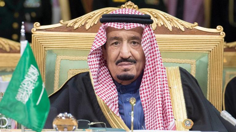 Кралят на Саудитска Арабия Салман проведе телефонен разговор с турския