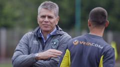 Пауло Аутуори: Лудогорец трябва да играе в групите на Шампионска лига
