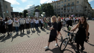 Тихановская създава координационен съвет за прехвърляне на властта в Беларус