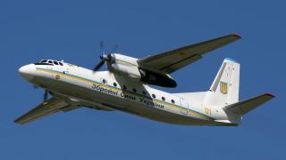 Трима загинали украинци при разбиване на Ан-26 край Бангладеш