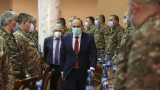 Президентът на Армения отказа да назначи номирания за командир на армията