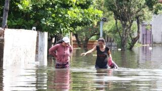 30 000 души засегнати от наводненията в Парагвай
