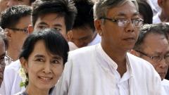 Аун Сан Су Чжи няма да бъде президент на Мианмар