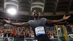 Джъстин Гатлин може да загуби златния си медал от Лондон